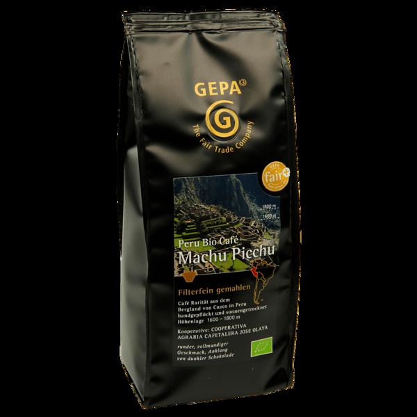Gepa Peru Bio Café Machi Picchu 250g