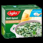 iglo Blattspinat mit Frischkäse 390g