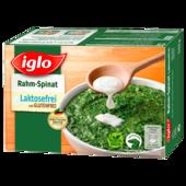 iglo Rahmspinat laktosefrei & glutenfrei 550g