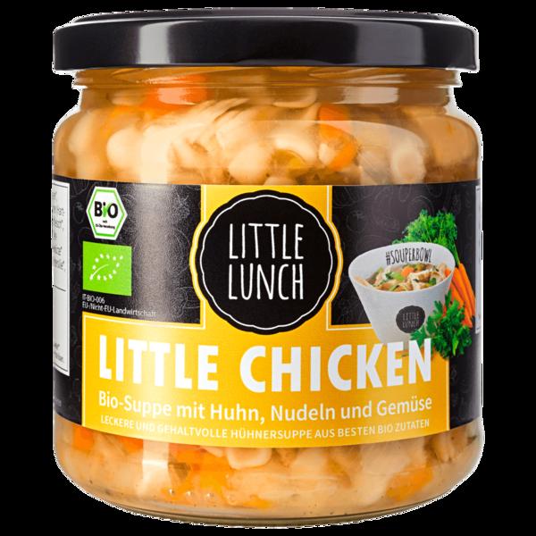 Little Lunch Biosuppe Little Chicken 350ml