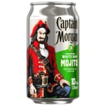 Captain Morgan White Rum Mojito 10% 0,33l