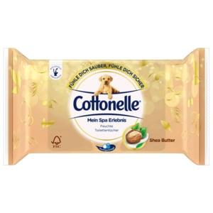 Cottonelle Spa Shea Butter 42 Sück