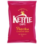 Kettle Chips Paprika & roasted Onion 150 g