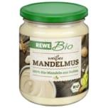 REWE Bio Mandelmus weiß 250g