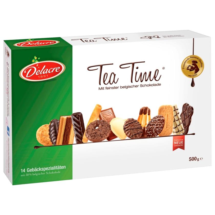 Delacre Tea Time 500g