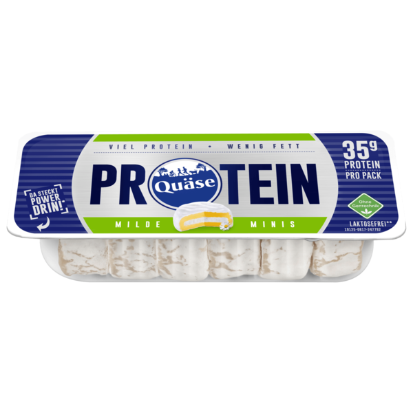 Loose Quäse Protein mild 115g