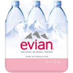 Evian Premium 6x1l