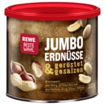 REWE Beste Wahl Jumbo Erdnüsse geröstet & gesalzen 200g