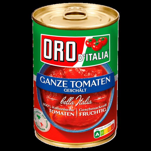 Oro di Italia Ganze Tomaten in Saft 240g