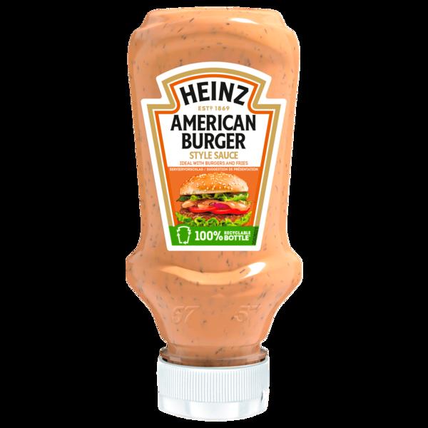 Heinz American Style Burger Sauce 220ml