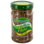 Dittman Sardellen-Filets in Öl 100g