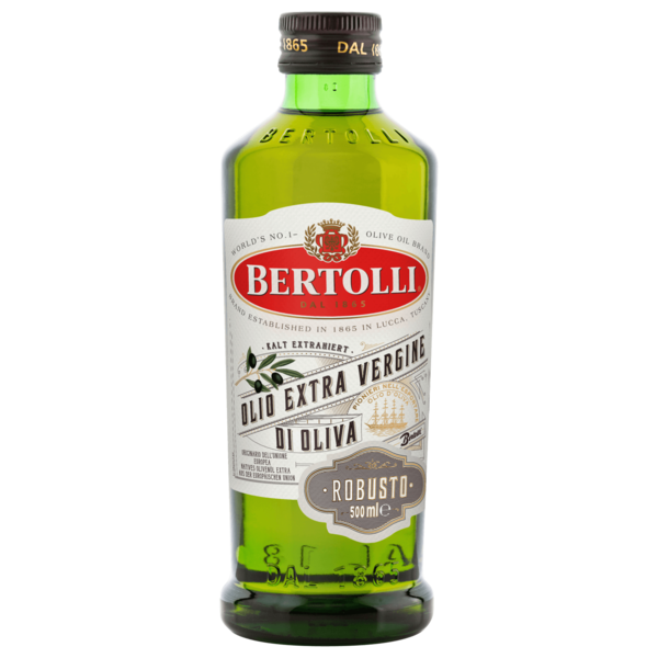 Bertolli Extra Vergine Robusto würzig 500ml