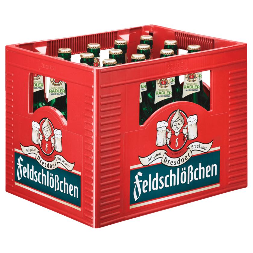 Feldschlößchen Radler Naturtrüb alkoholfrei 20x0,5l