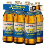 Gold Ochsen Kellerbier Naturtrüb 6x0,5l