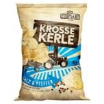 HeiMart Krosse Kerle Chips Salz & Pfeffer 115g
