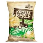 HeiMart Krosse Kerle Chips Sauerrahm & Lauchzwiebel 115g
