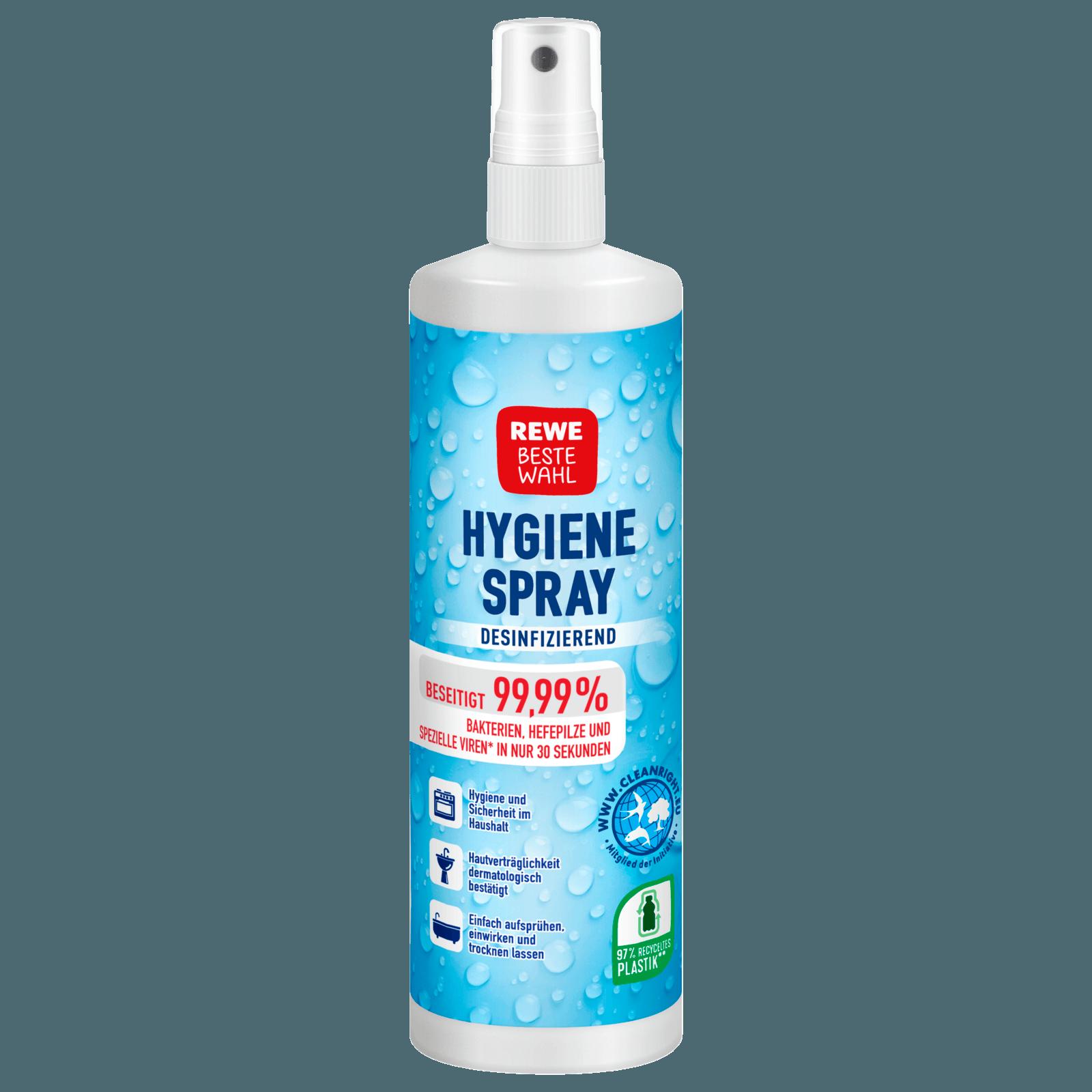 Rewe Desinfektionsspray