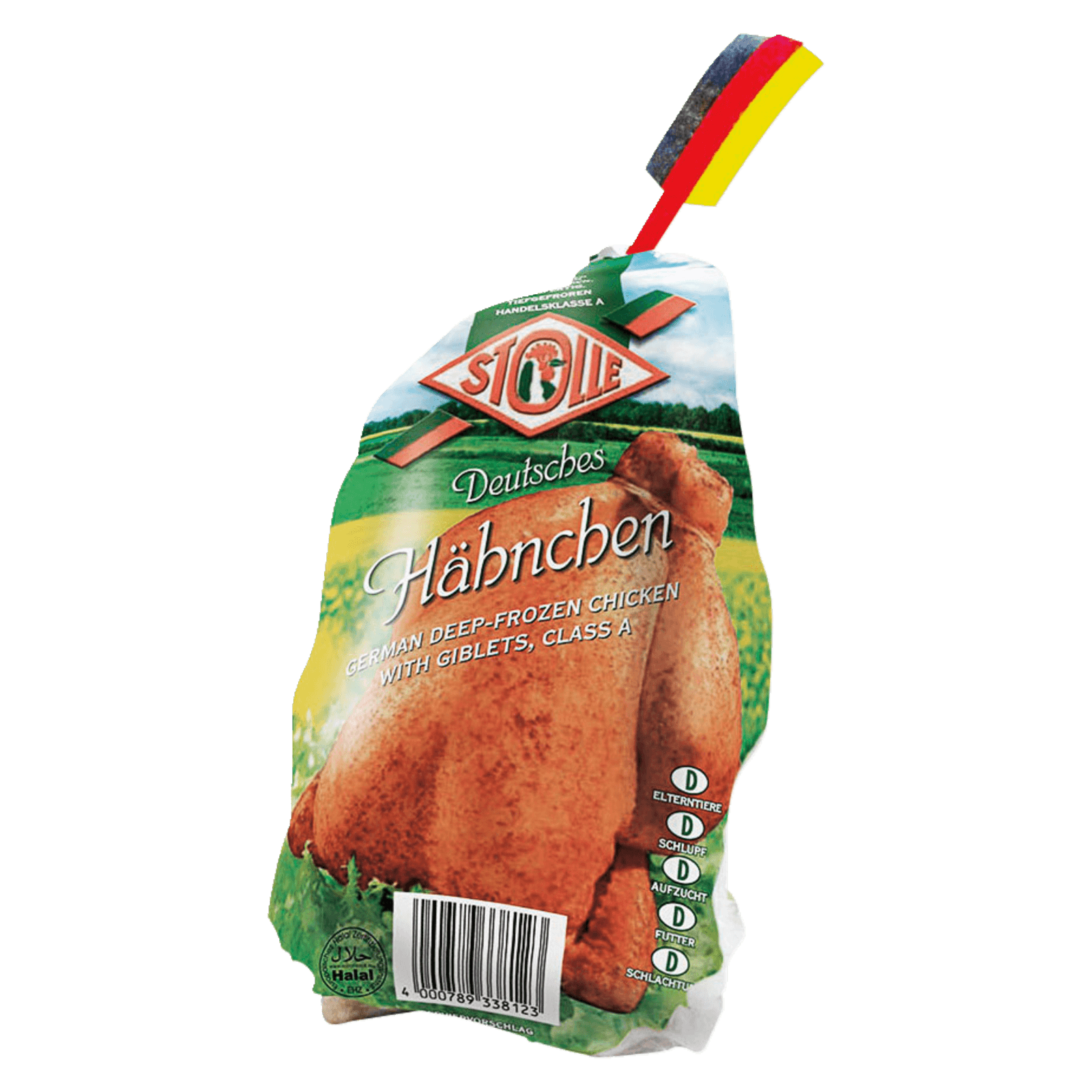 Stolle Hähnchen Halal 1,3kg bei REWE online bestellen!
