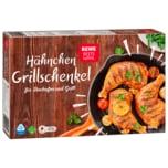 REWE Beste Wahl Hähnchen Grillschenkel 1kg
