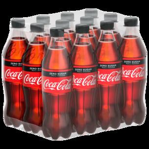 Coca-Cola Zero Sugar 12x0,5l
