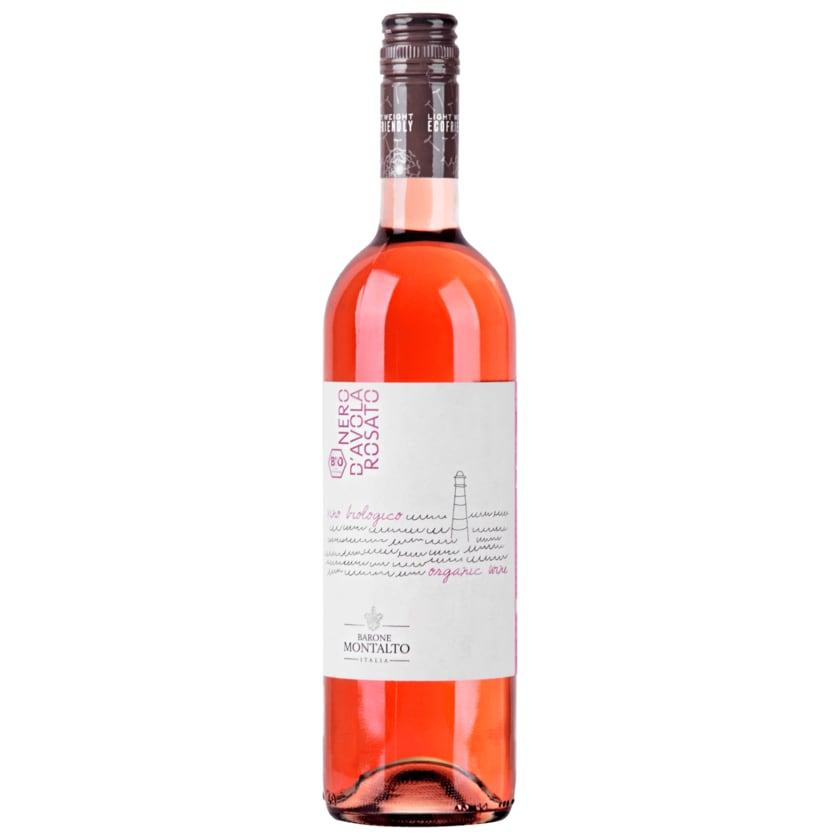 Barone Montalto Rosé Nero D'avola Rosato Bio trocken 0,75l