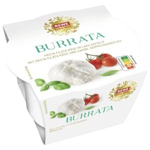 REWE Feine Welt Burrata Mozarella 100g