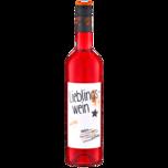 Lieblingswein Cuvée Rosé QbA halbtrocken 0,75l