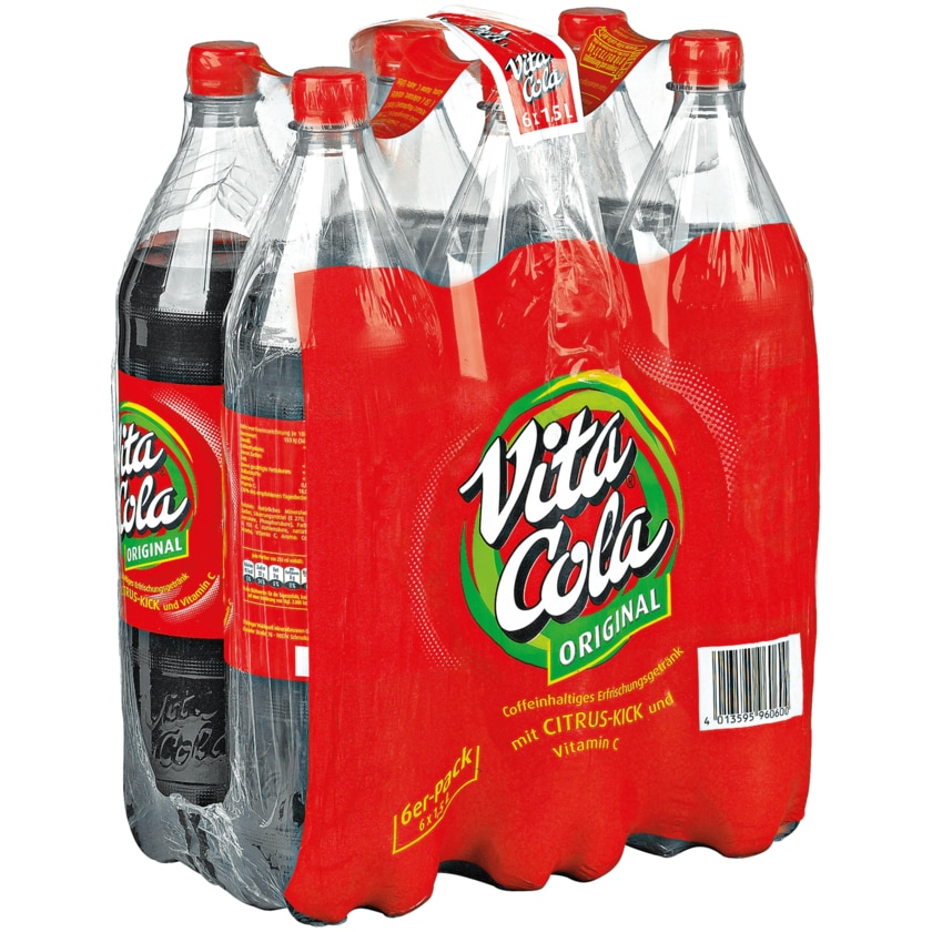 Vita Cola 6x1,5l