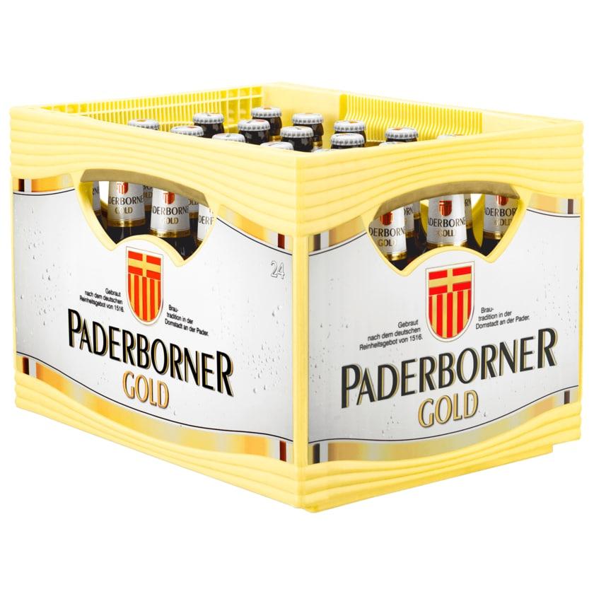 Paderborner Gold 24x0,33l