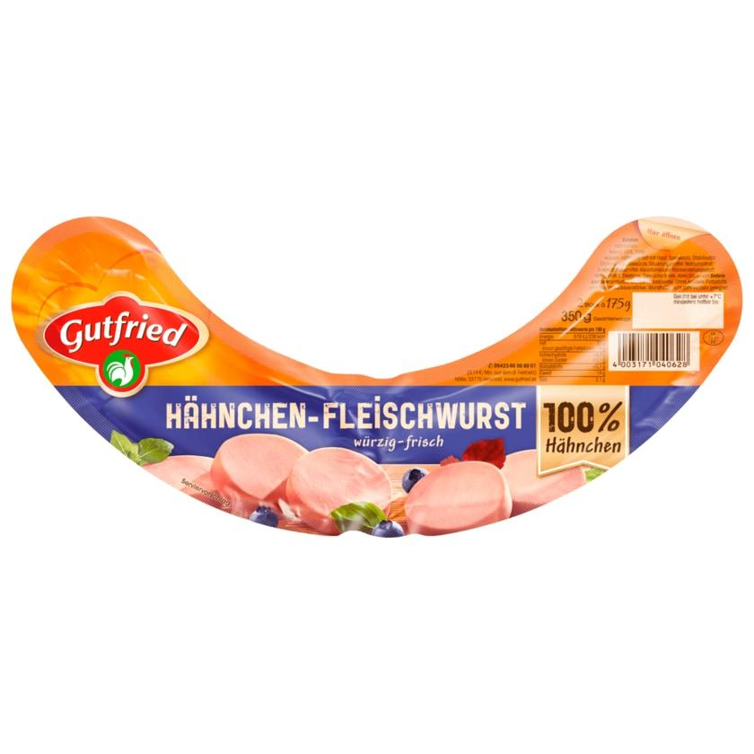 Gutfried Hähnchenfleischwurst 350g
