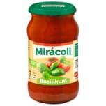 Mirácoli Pasta-Sauce Tomate-Basilikum 400g