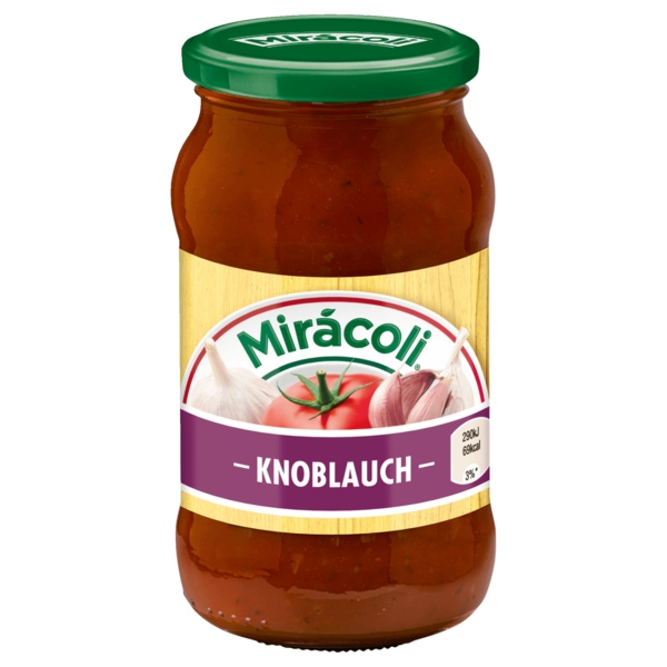Miracoli Knoblauch 400g