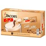 Jacobs Kaffeespezialitäten 3 in 1 Café Latte, 10 Sticks