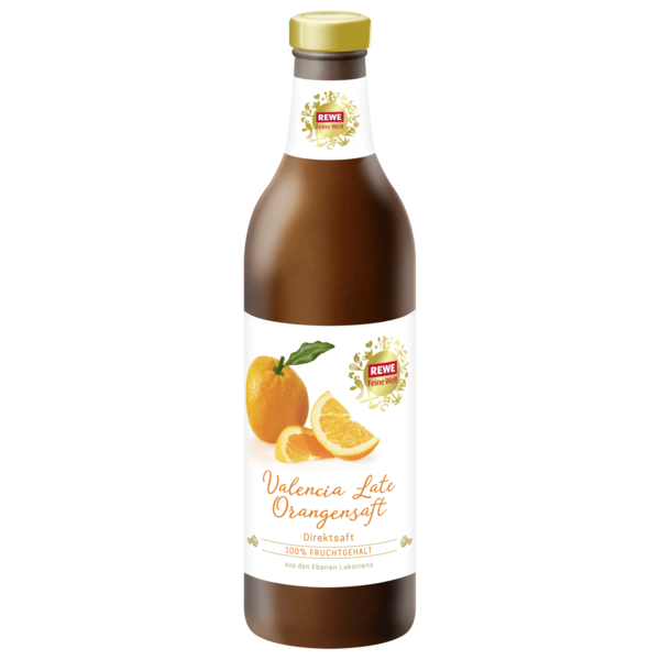 REWE Feine Welt Valencia Late Orange 0,75l