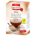 Müller's Mühle Reis Mehl vegan 500g