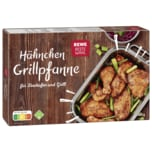 REWE Beste Wahl Hähnchen Grillpfanne 1100g