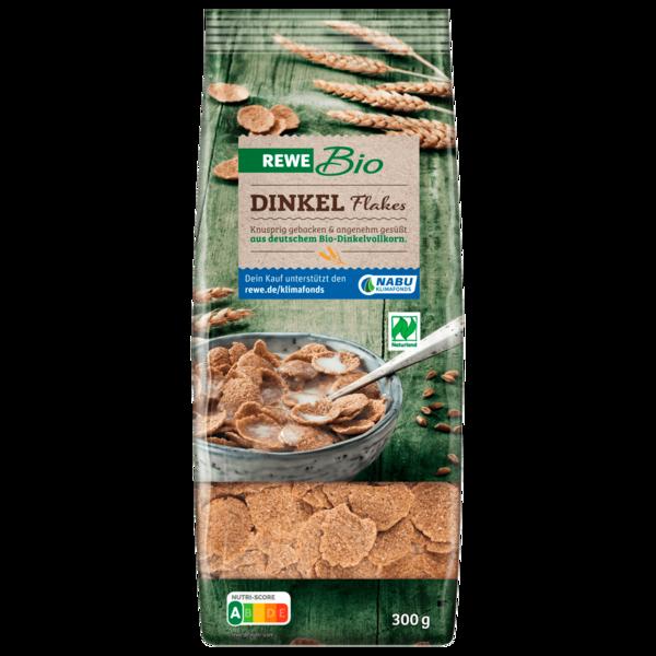 REWE Bio Dinkel-Flakes 300g