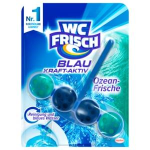 WC Frisch Blau Kraft-Aktiv Ozean-Frische 50g