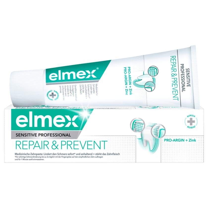 Elmex Zahnpasta Sensitive Professional Repair & Prevent 75ml