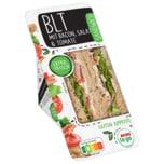 REWE to go BLT Sandwich mit Bacon, Salat & Tomate 160g