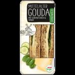 REWE To Go Sandwich mittelalter Gouda mit Senfaufstrich und Spinat 170g