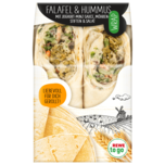 REWE to go Wrap Falafel & Hummus 400g