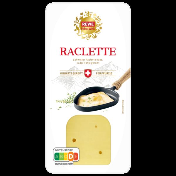 REWE Feine Welt Raclette Käse 200g