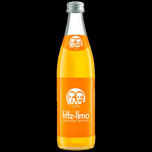 Fritz-Limo Orangenlimonade 0,5l