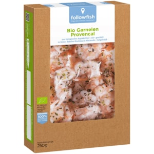 Followfish Bio Garnelen Provencal 250g