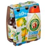 Alpirsbacher Klosterbräu Radler Naturtrüb alkoholfrei 6x0,33l