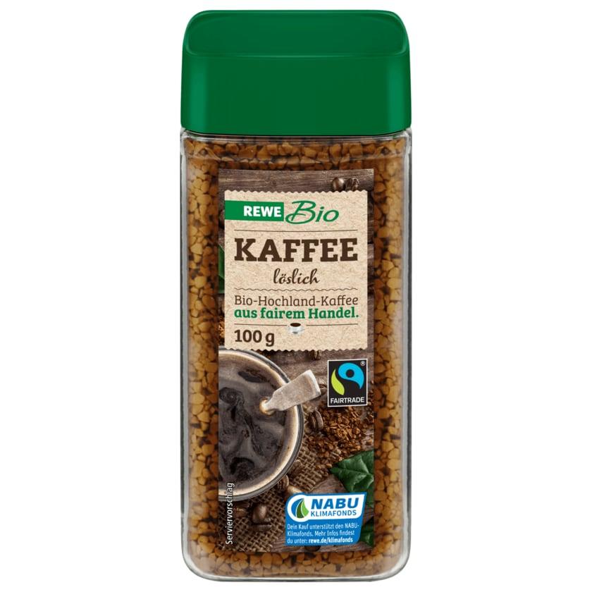 REWE Bio Instant-Kaffee 100g