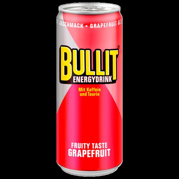 Bullit Energy Grapefruit 0,33l