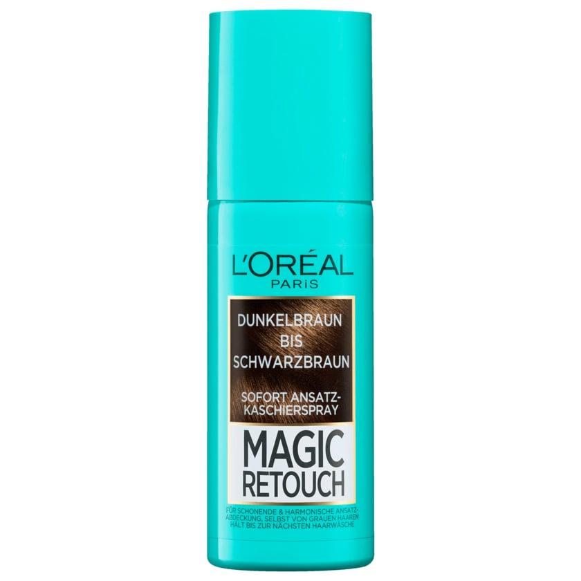 L'Oréal Paris Magic Retouch Ansatz-Kaschierspray dunkelbraun bis schwarzbraun 75ml