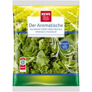 REWE Beste Wahl Mischsalat Der Aromatische 150g